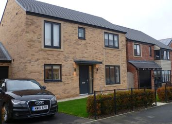 Thumbnail 3 bedroom detached house for sale in Ridley Gardens, Shiremoor, Newcastle Upon Tyne