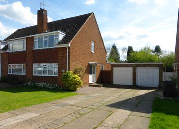 Thumbnail 3 bed semi-detached house for sale in Morris Way, London Colney, St. Albans