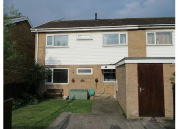 Thumbnail 4 bed end terrace house for sale in Morrell Court, York