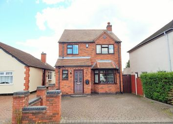Thumbnail 3 bed detached house for sale in New Street, Burntwood