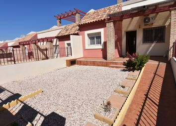 Thumbnail 2 bed terraced bungalow for sale in Camposol, Murcia, Spain
