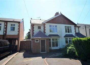 Thumbnail 3 bed semi-detached house for sale in Uttoxeter Road, Mickleover, Derby