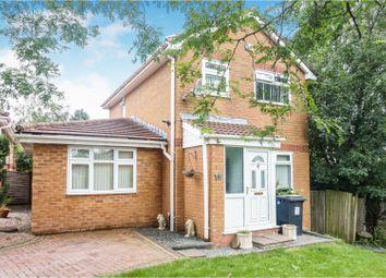 3 bed detached house for sale in Winslow Close, Norton, Runcorn WA7