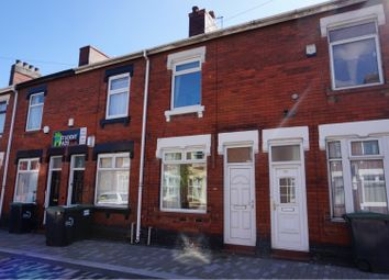 Thumbnail 2 bed terraced house for sale in Thornton Road, Shelton, Stoke-On-Trent