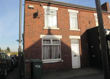 Thumbnail 2 bed end terrace house for sale in Nottingham Road, Somercotes, Alfreton