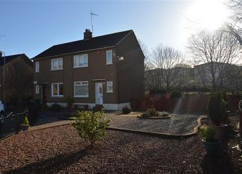 Thumbnail 2 bed semi-detached house for sale in Moraine Avenue, Blairdardie, Glasgow