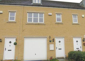 Thumbnail 3 bed terraced house for sale in Lambrell Green, Kiveton Park, Sheffield