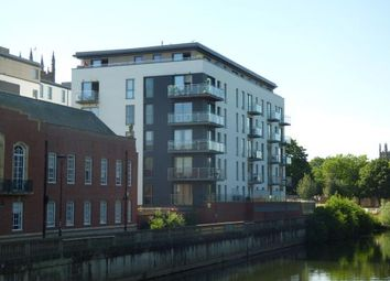 Thumbnail 1 bed flat for sale in Cathedral View, Full Street, Derby, Derbyshire