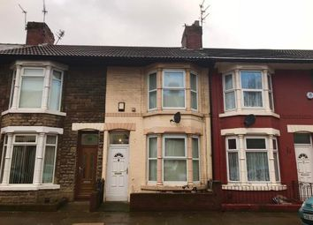 Thumbnail 2 bed terraced house for sale in 71 Cambridge Road, Bootle, Merseyside