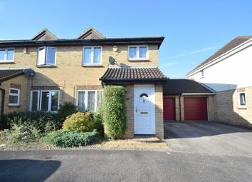 Thumbnail 3 bed semi-detached house for sale in Elveden Close, Luton