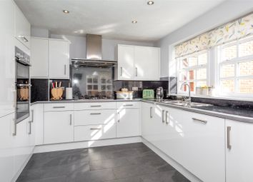 Thumbnail 5 bedroom detached house for sale in Forge Close, Wheldrake, York