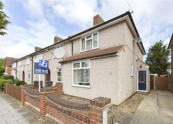 Thumbnail 2 bed end terrace house for sale in Woodward Road, Dagenham