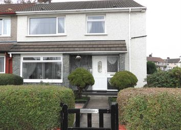 Thumbnail 4 bed semi-detached house for sale in Lapford Walk, Kirkby, Liverpool