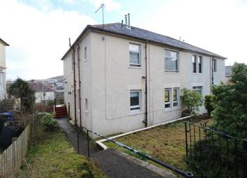 Thumbnail 2 bed flat for sale in Gael Street, Greenock, Inverclyde