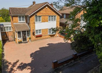 Thumbnail 5 bed detached house for sale in Broad Lane, Coventry