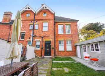 Thumbnail 3 bedroom flat for sale in Woburn Hill, Addlestone, Surrey