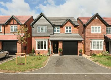 Thumbnail 4 bedroom detached house for sale in Instow Close, Mapperley, Nottingham