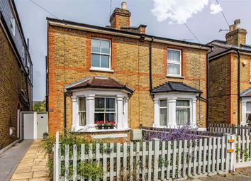 Thumbnail 4 bed semi-detached house for sale in Craven Road, Kingston Upon Thames