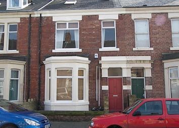 Thumbnail 5 bedroom terraced house to rent in Cheltenham Terrace, Heaton, Newcastle Upon Tyne