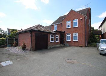 Thumbnail 5 bed detached house for sale in Ashingdon Road, Ashingdon, Rochford