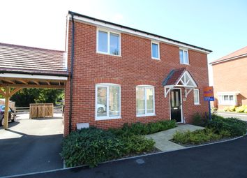 Thumbnail 3 bedroom detached house for sale in Firecracker Drive, Locks Heath, Southampton