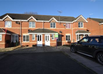 Thumbnail 2 bed terraced house for sale in Swan Drive, Droitwich, Worcestershire