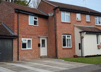 Thumbnail 3 bed semi-detached house for sale in Greenholme Close, Langthorpe, Boroughbridge, York