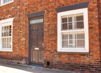Thumbnail 2 bed terraced house for sale in Landress Lane, Beverley