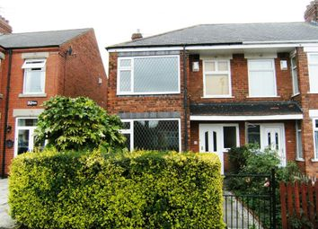 Thumbnail 3 bed property to rent in Golf Links Road, Hull