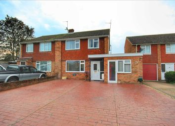 4 bed semi-detached house for sale in Queensway, Great Cornard, Sudbury CO10