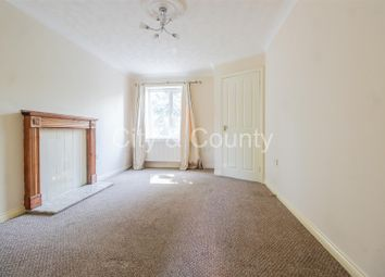 Thumbnail 2 bed terraced house for sale in Nightingale Court, Gunthorpe, Peterborough