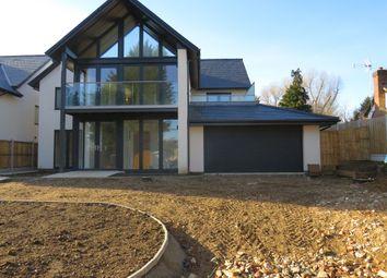 Thumbnail 4 bed detached house for sale in Harvest Close, Spellbrook, Bishop's Stortford