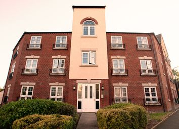 Thumbnail 2 bed flat to rent in Corelli Close, Stratford Upon Avon