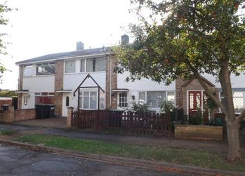 Thumbnail 3 bedroom terraced house for sale in The Grove, Biggleswade, Bedfordshire