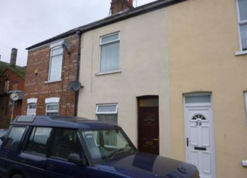 Thumbnail 3 bed terraced house for sale in Portland Terrace, Gainsborough