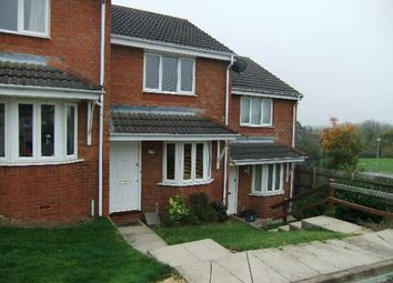 Thumbnail 2 bed terraced house to rent in Braithwaite Close, Kettering