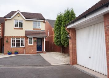 Thumbnail 3 bed detached house for sale in Marshbrook Close, Pype Hayes, Birmingham