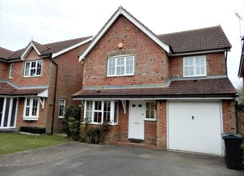 Thumbnail 4 bed detached house to rent in Clarke Crescent, Kennington, Ashford