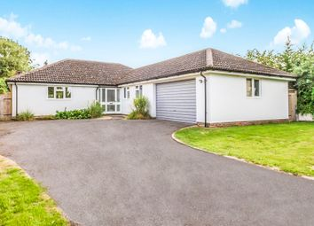 Thumbnail 3 bed detached bungalow for sale in Bridge Street, Whaddon, Royston