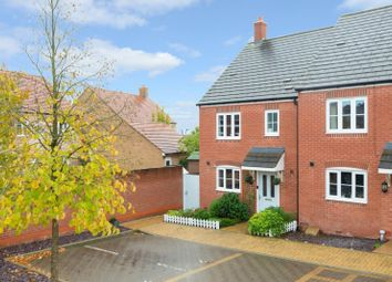 3 bed end terrace house for sale in Scotney Close, Bridgefield, Kingsnorth, Ashford TN25