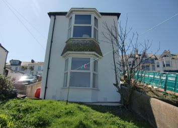 Thumbnail 1 bed flat to rent in Studio Flat Godrevy Gardens, St Ives, Cornwall
