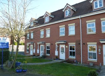 Thumbnail 3 bed town house to rent in Clonners Field, Stapeley, Nantwich, Cheshire