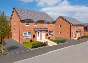 "Thumbnail 3 bed end terrace house for sale in ""Maidstone"" at Kingsway, Rochdale"