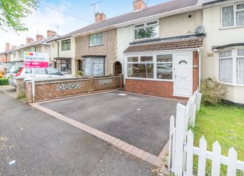 Thumbnail 3 bed terraced house for sale in Ashbrook Road, Birmingham