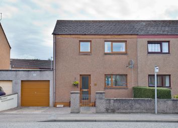 Thumbnail 3 bed semi-detached house for sale in Glenlossie Drive, Elgin
