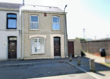 Thumbnail 3 bed end terrace house for sale in Clifton Terrace, Llanelli, Carmarthenshire
