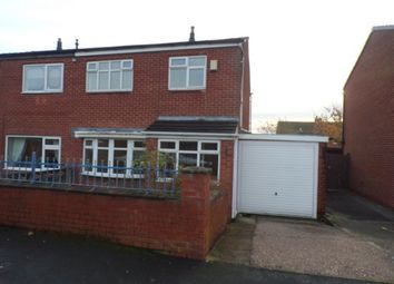 Thumbnail 2 bed semi-detached house to rent in Elgin Close, Wigan