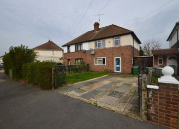 Thumbnail 3 bed semi-detached house for sale in Mayplace Avenue, Crayford, Dartford