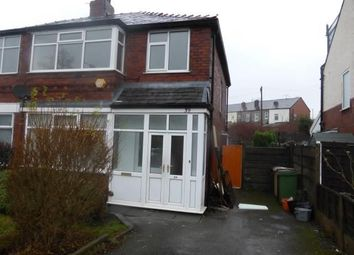 Thumbnail 3 bedroom semi-detached house to rent in Blenheim Road, Breightmet, Bolton