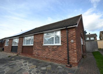 Thumbnail 2 bed bungalow to rent in Ramplings Avenue, Clacton On Sea, Essex